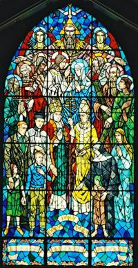 00 01 Choir Stained Glass