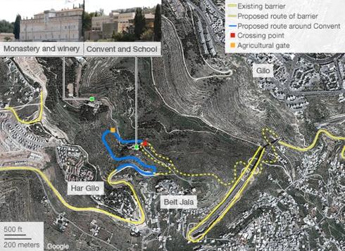Cremisan 20130208-beit-jala-map