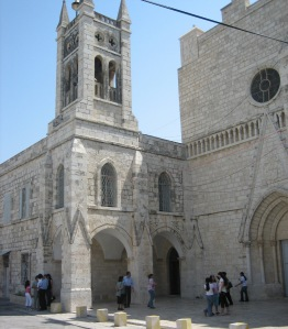 z 070 Beit Jala Annunciation Church Greenberg 08