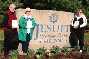 Jesuit Renewal Center James Martin book