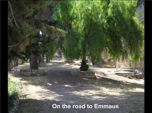 Road to Emmaus 01