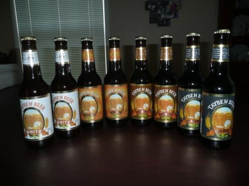 Taybeh beer 02