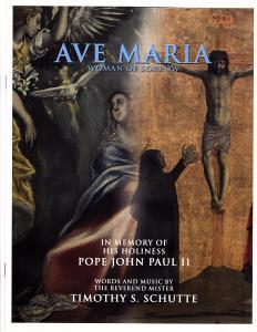 Ave Maria Schutte