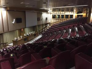 photo synod hall empty