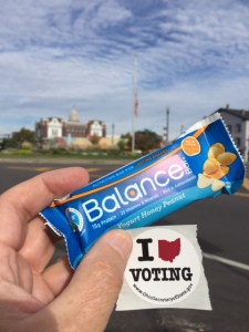 voting Balance Bar